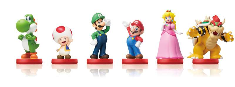 Amiibo - Super Mario Edition