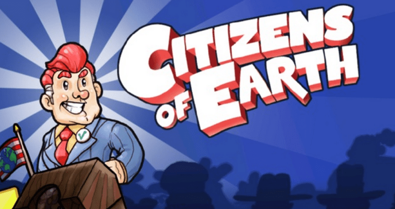 Citizens of Earth - Banner