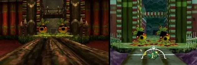 Legend of Zelda Majoras Mask 3D - DekuScrubs