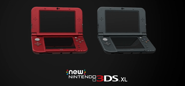 New 3DS XL - Banner