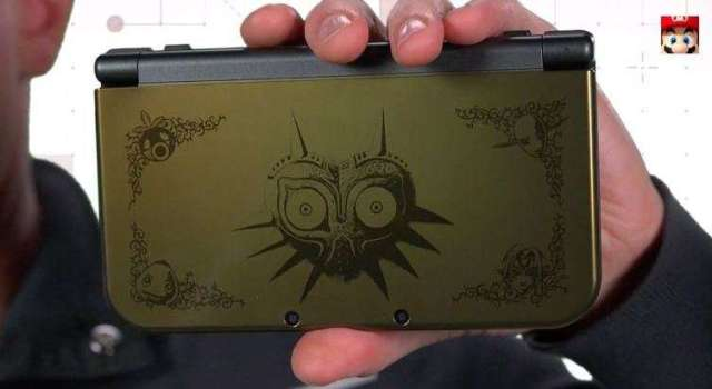 New 3DS XL - MM3D Limited Edition