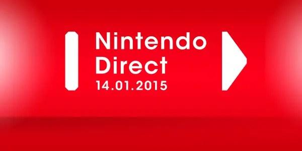 Nintendo Direct - Jan14