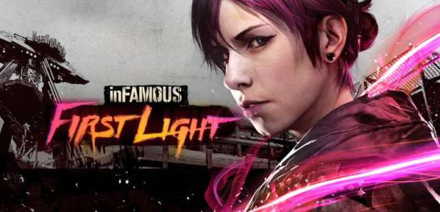 inFamous First Light - Banner