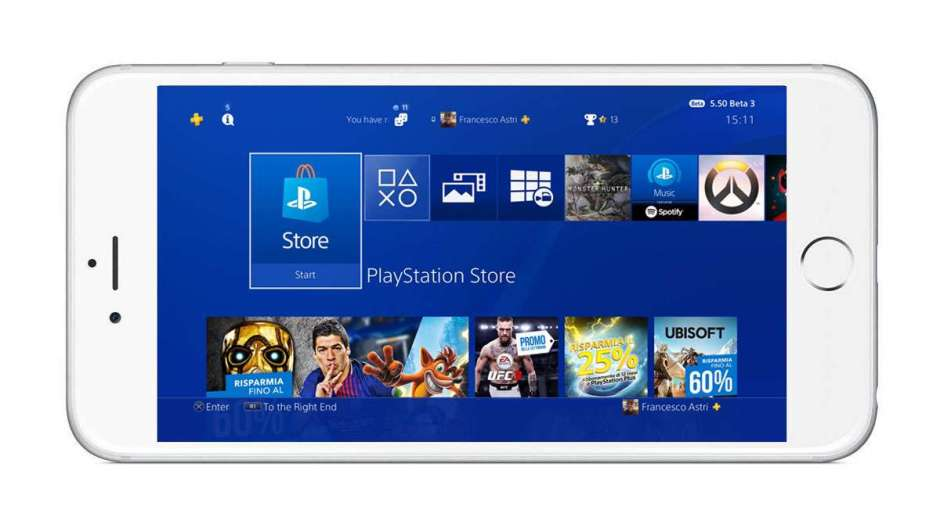 1ba2e407a PS4 owners can now play their library of console games remotely on the  iPhone and iPad. Sony rolled out a new PS4 system update and iOS app today  adding the ...