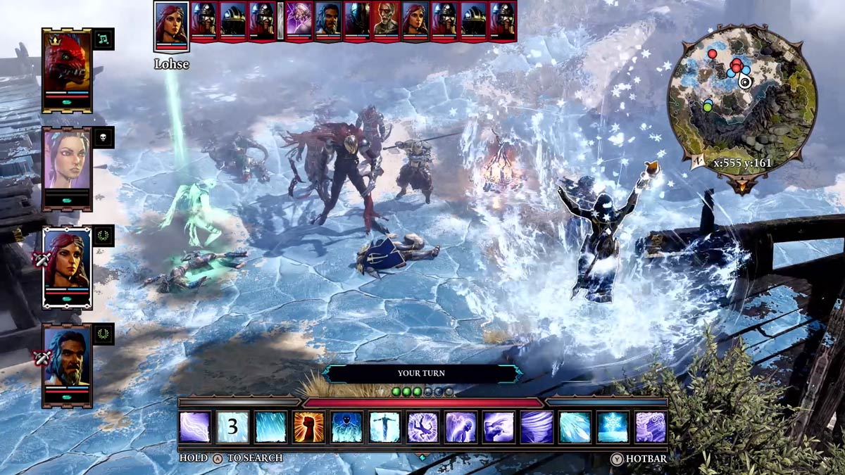 Divinity: Original Sin 2 Definitive Edition out today on