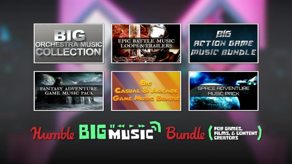 Humble Big Music Bundle