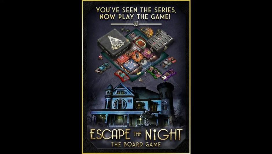 Escape the Night: The Board Game