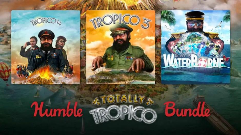 Humble Totally Tropico Bundle