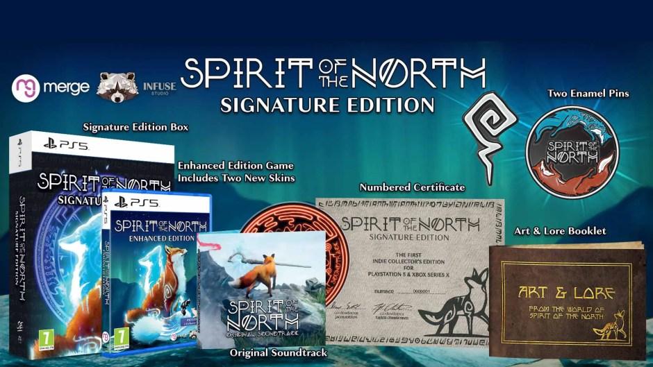 Spirit of the North: Enhanced Edition