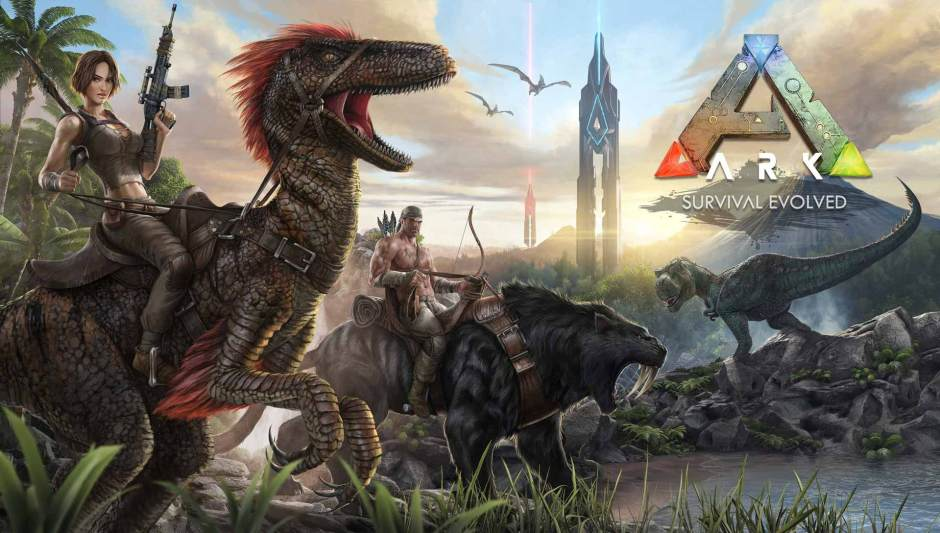 ARK: Survival Evolved cover art
