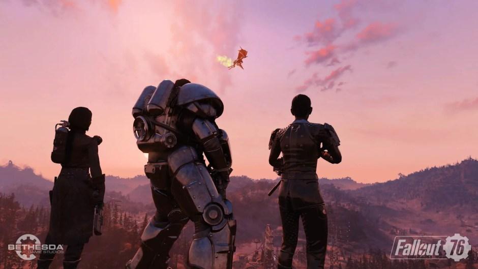 Fallout 76: Steel Dawn screenshot