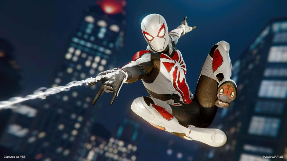 Marvel's Spider-Man update screenshots