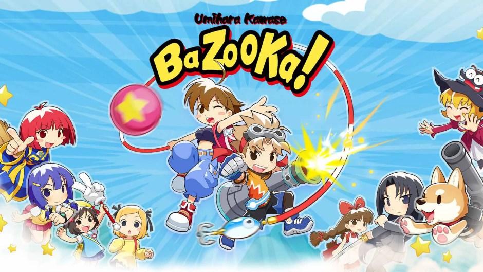 Umihara Kawase Bazooka cover art
