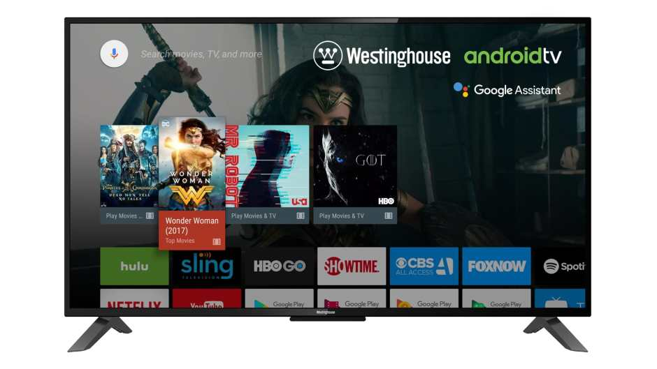 Westinghouse Smart TV Android