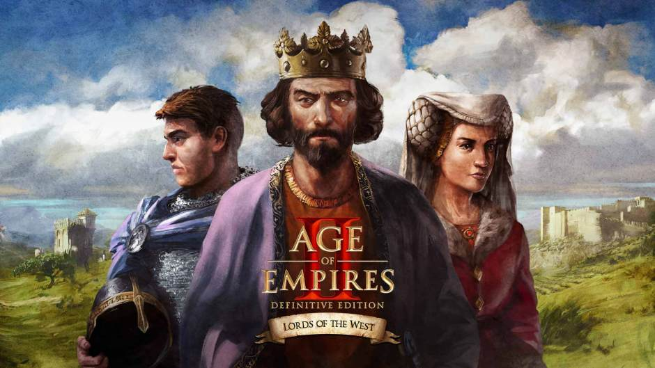 Age of Empires II: Definitive Edition Lords of the West expansion