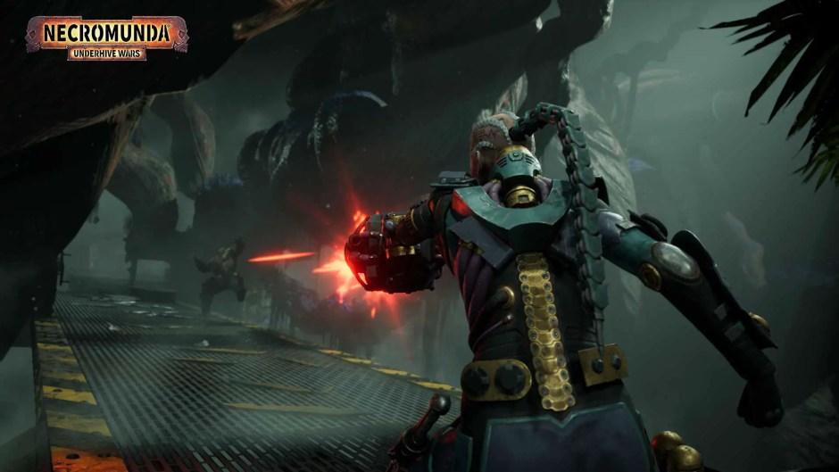 Necromunda: Underhive Wars Van Saar DLC screenshot