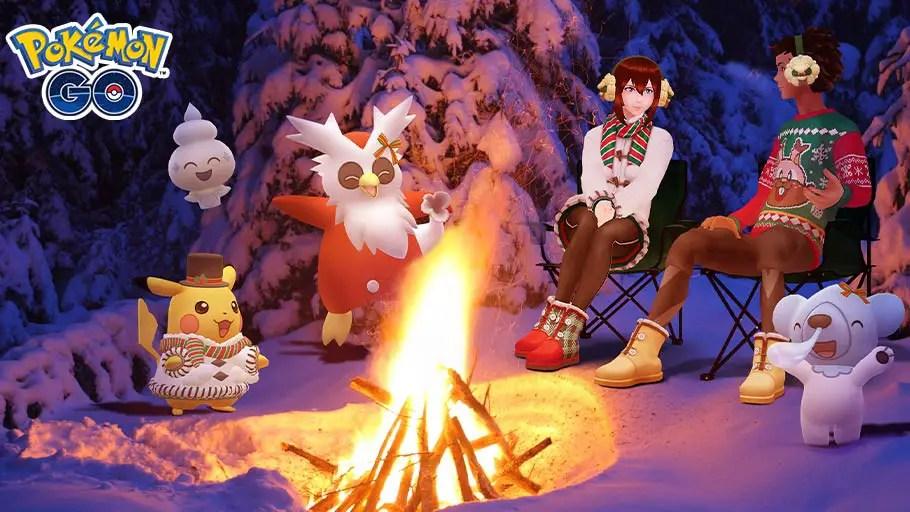 Pokémon Go Holidays 2020 event