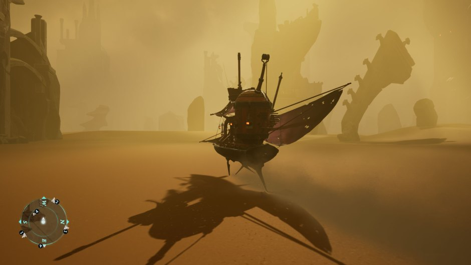 Sands of Aura screenshot