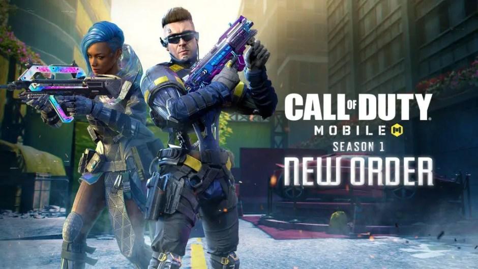 Call of Duty Mobile Season 1: New Order