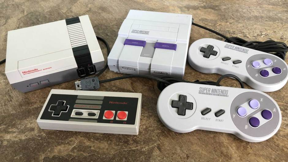 NES and SNES Classic Edition