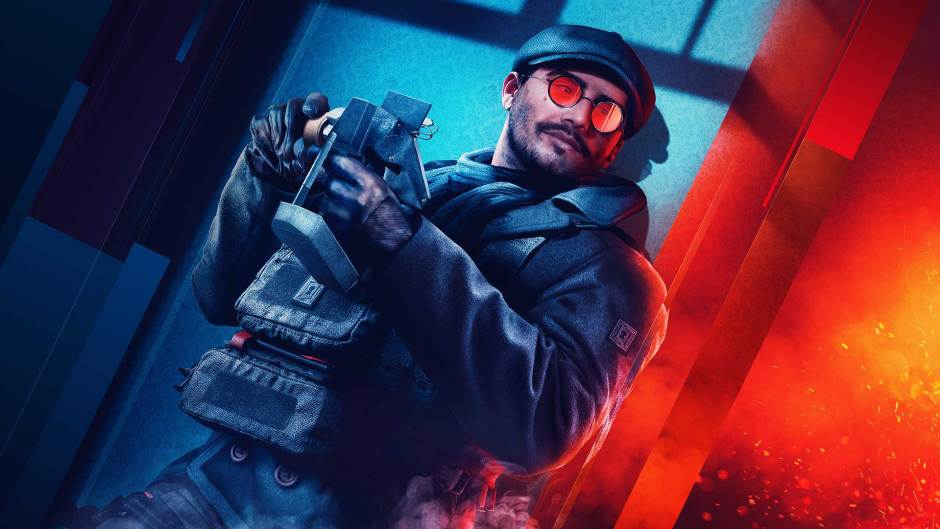 Rainbow Six Siege Year 6 Season 1: Crimson Heist