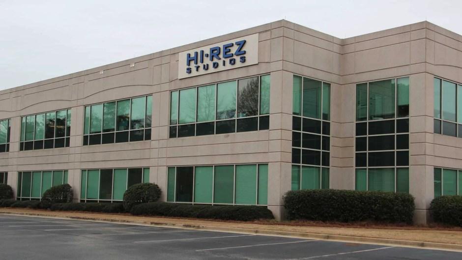 Hi-Rez Studios office