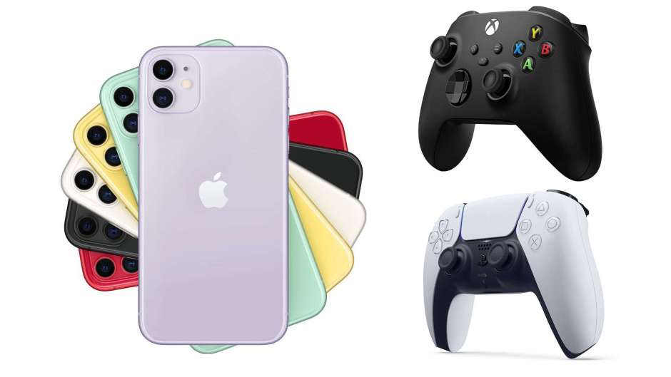 Here's how to use PS5 DualSense and Xbox Series X controllers with your iPhone