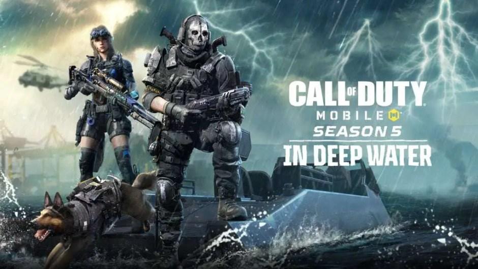 Call of Duty: Mobile Season 5 In Deep Water