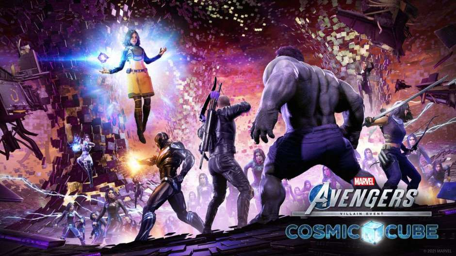 Marvel's Avengers The Cosmic Cube