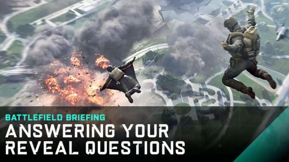 Battlefield Briefing Q&A Battlefield 2042