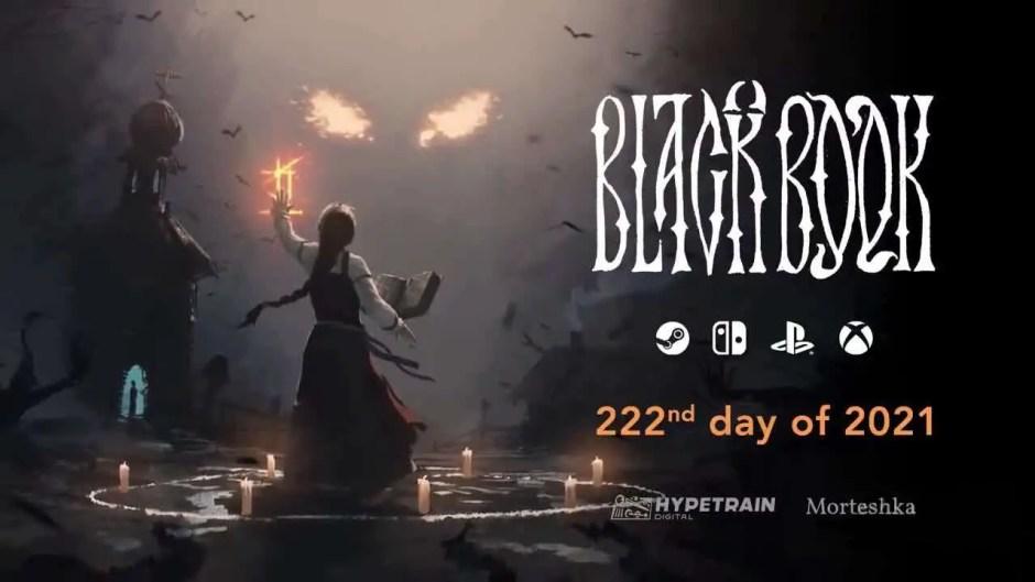 Black book release date trailer