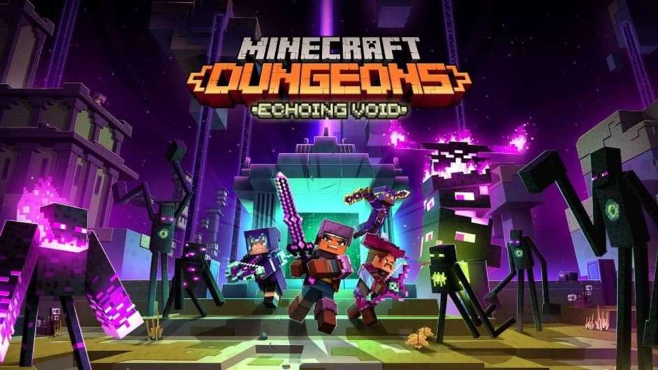 Minecraft: Dungeons Echoing Void DLC