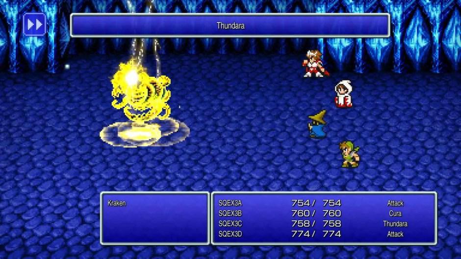 Final Fantasy III Remaster screenshot