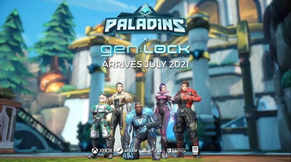 Paladins gen:LOCK update