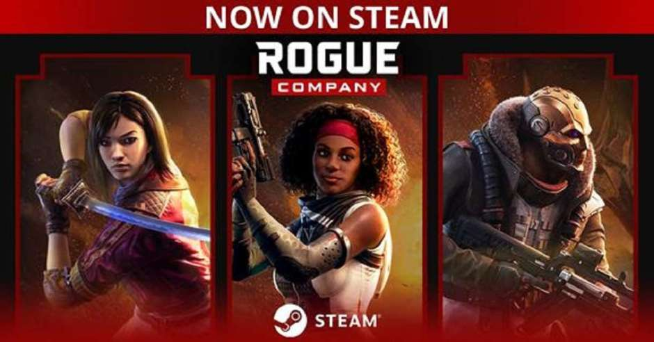 Rogue Company on Steam