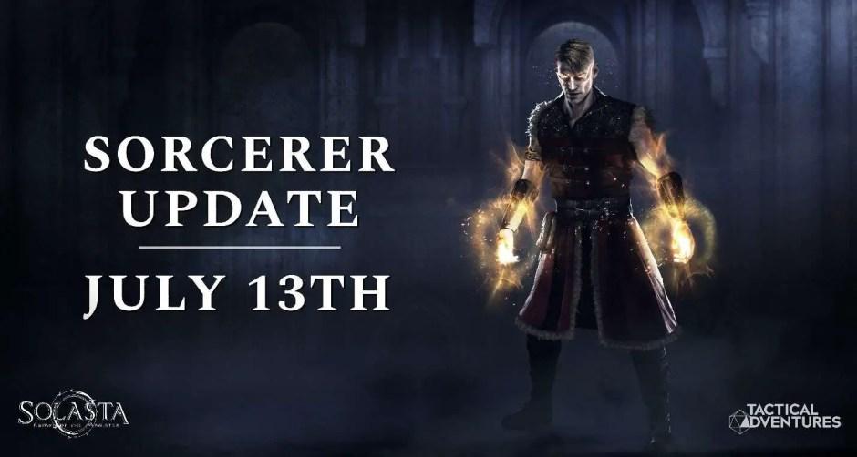 Solasta: Crown of the Magister Sorcerer Update