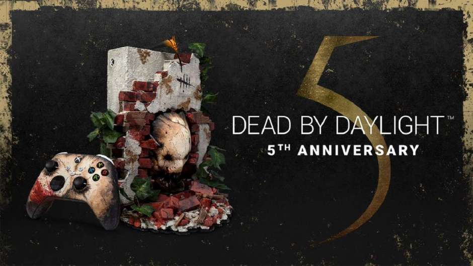 Dead By Daylight sculpture giveaway