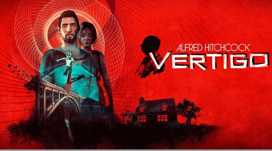 Alfred Hitchcock: Vertigo new trailer