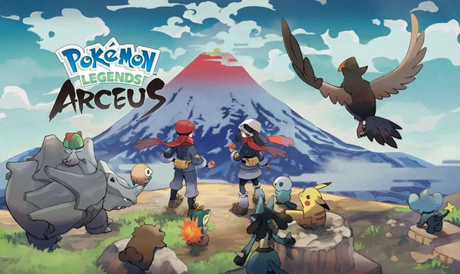 Pokémon Legends: Arceus