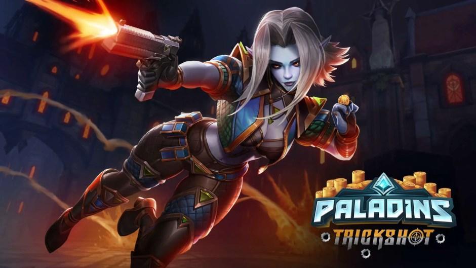 Paladins Trickshot