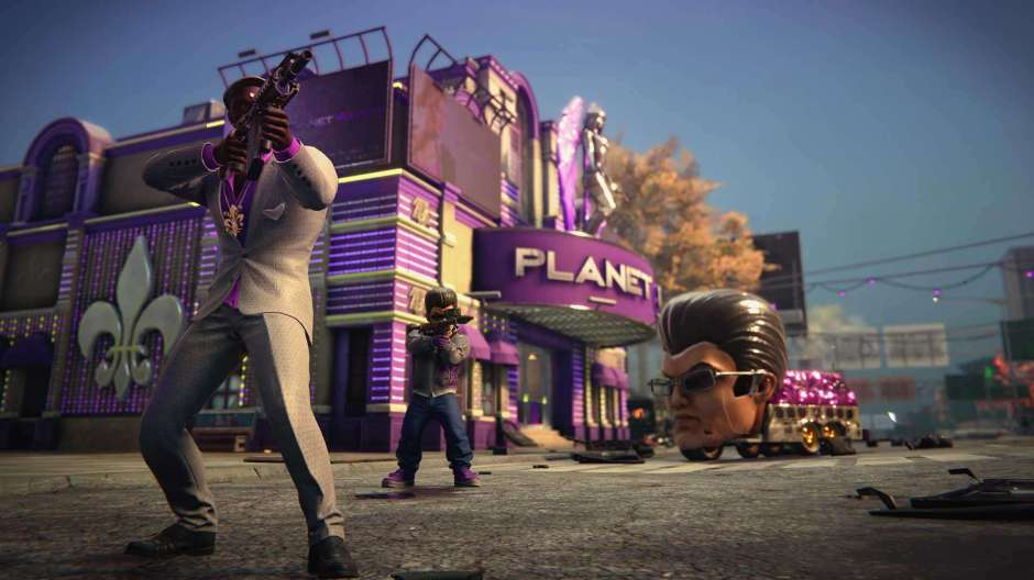 Saints Row: The Third Remastered and Automachef are free at Epic Games Store