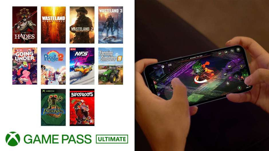 Hades, Wasteland 3, and more get touch controls on Xbox Game Pass