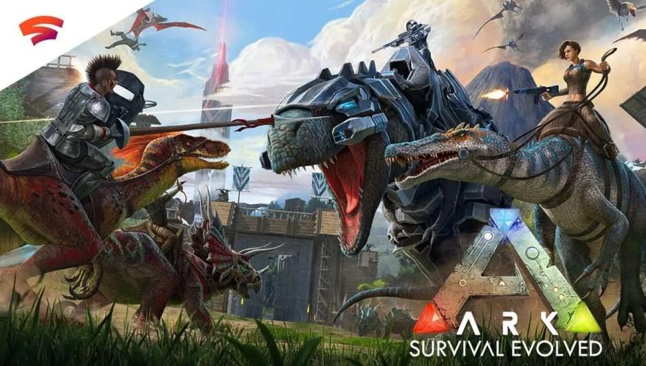 ARK: Survival Evolved Google Stadia
