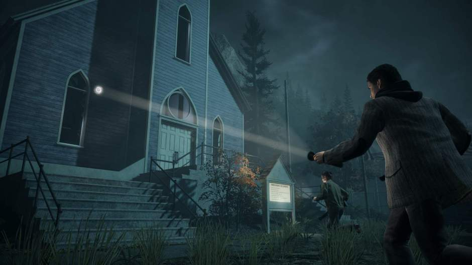 Alan Wake Remastered is coming to all platforms this fall - Game Freaks 365