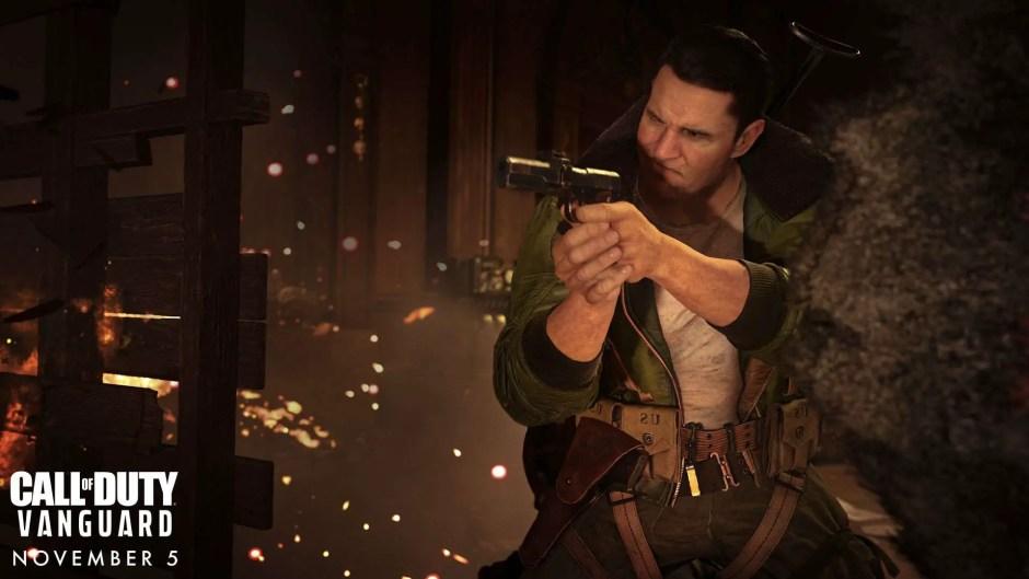 Call of Duty: Vanguard multiplayer reveal