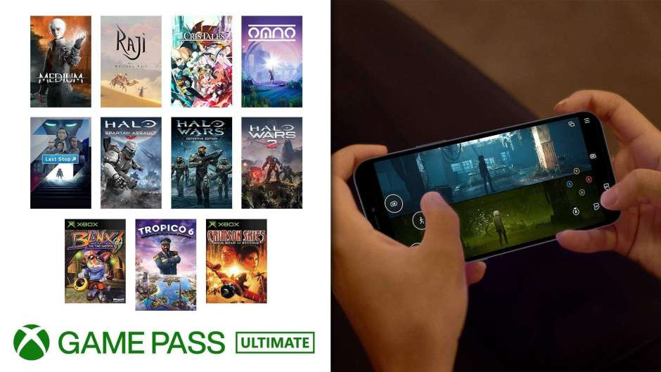The Medium, Blinx, and more get touch controls on Xbox Game Pass