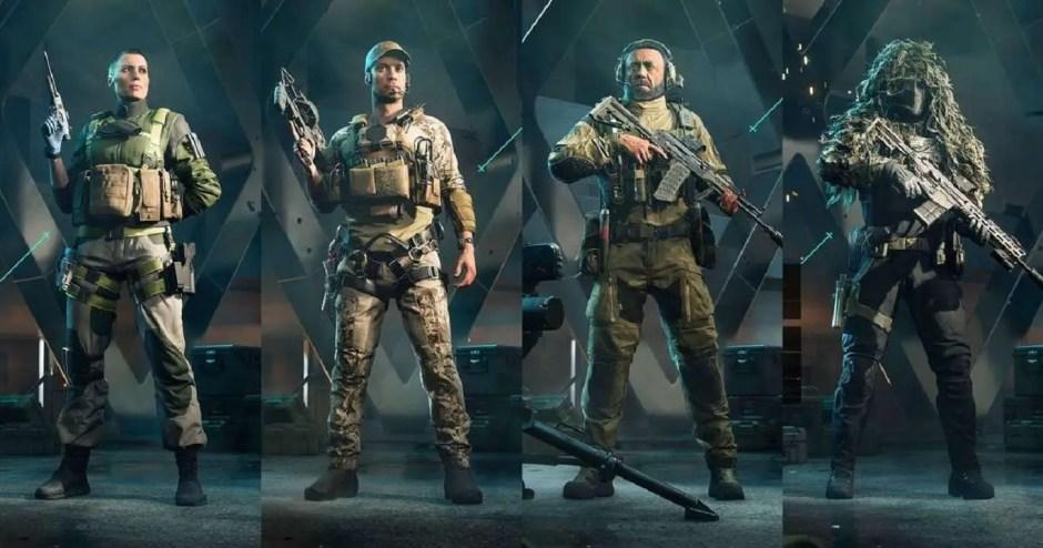 Battlefield 2042 specialists trailer