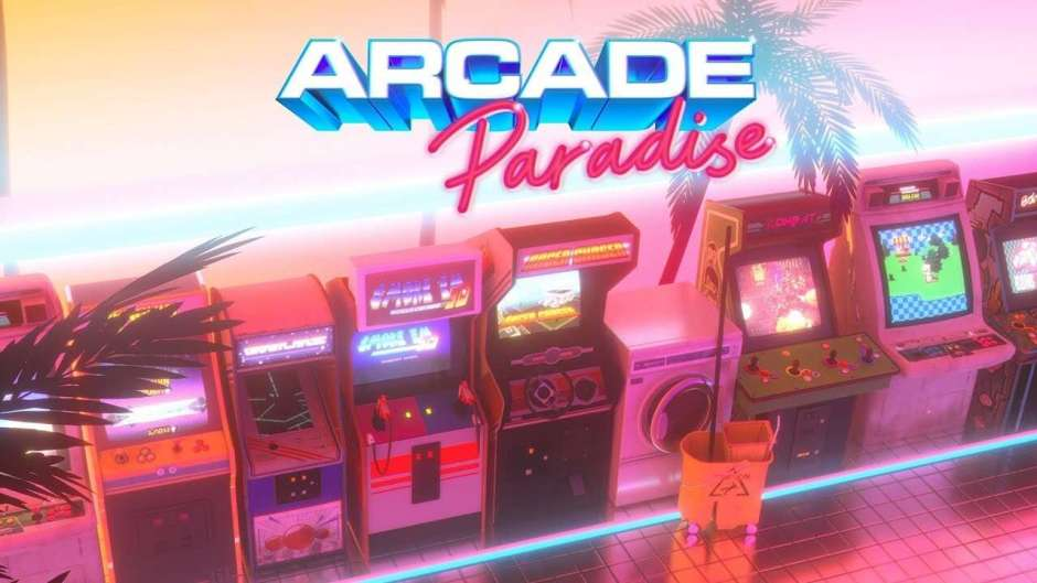 Arcade Paradise playable demo Steam Next Fest