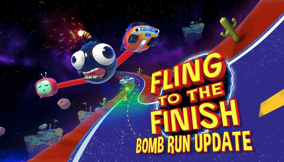 Fling to the Finish Bomb Run Update