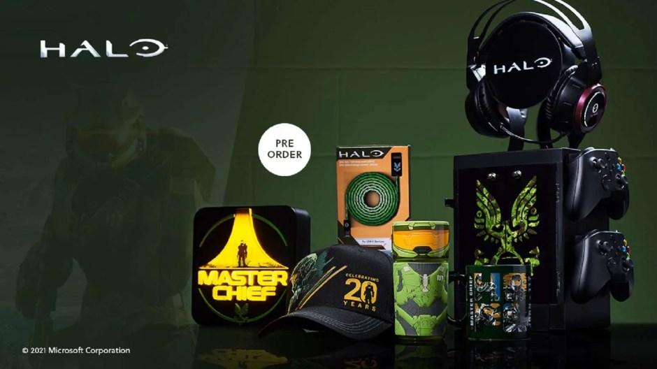 Halo 20th anniversary Just Geek